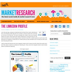 The #Linkedin Profile #in personal #SEO #infograph | Social Search & SEO | Scoop.it