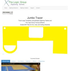 The Logic Group Jumbo Tracer