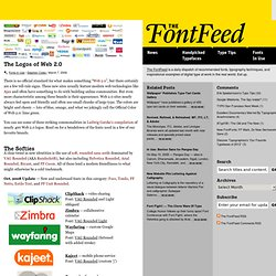 The FontFeed » The Logos of Web 2.0