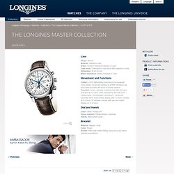 L2.673.4.78.3 - The Longines Master Collection - Watchmaking Tradition - Watches - Longines Swiss Watchmakers since 1832