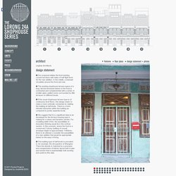 The Lorong 24A Shophouse Series