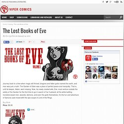 The Lost Books of Eve « Viper Comics