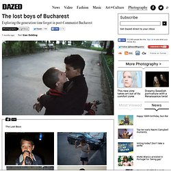 The lost boys of Bucharest