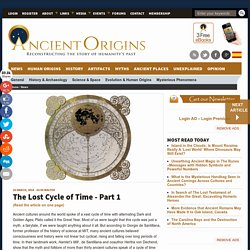 The Lost Cycle of Time - Part 1