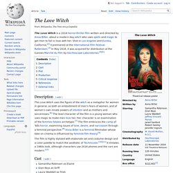 The Love Witch - Wikipedia