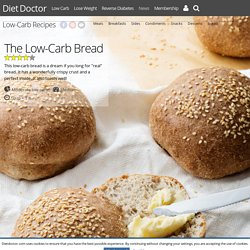 The Low-Carb Bread - Diet Doctor