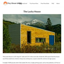 The Lucky House - Tiny House Living