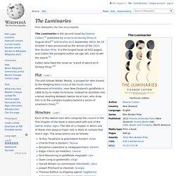 The Luminaries - Wikipedia