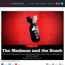 The Madman and the Bomb