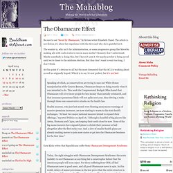 The Mahablog