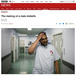 The making of a male midwife