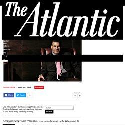 The Man Who Broke Atlantic City - Magazine