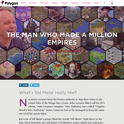 The man who made a million empires