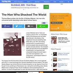 The Man Who Shocked The World