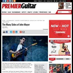The Many Sides of John Mayer