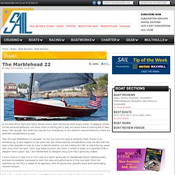 The Marblehead 22