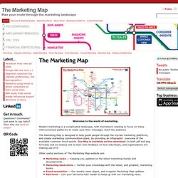 Home | The Marketing Map||B2b Contact Marketing