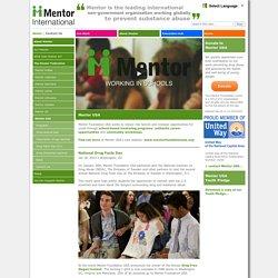 The Mentor Foundation USA - Mentor USA