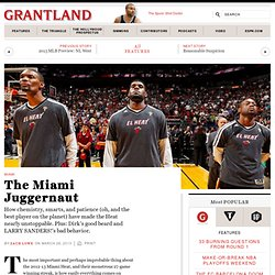 How the Miami Heat went on a historic winning streak and came to dominate the league