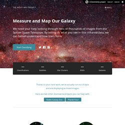 The Milky Way Project