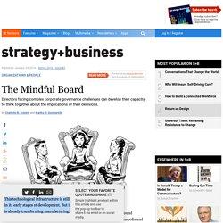 The Mindful Board
