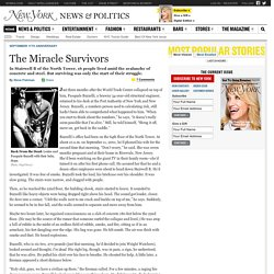 The Miracle Survivors