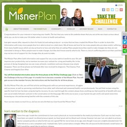 The Misner Plan »