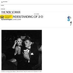 The Misunderstanding of 3-D