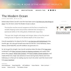 The Modern Ocean