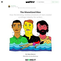 The Monetized Man — Matter