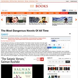 The Most Dangerous Novels Of All Time