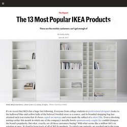 The 13 Most Popular IKEA Products