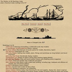 The Mother of All Maritime Links: Page 28 of 47