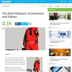 MySpace reposition on curation