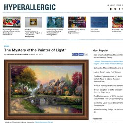 The Mystery of the Painter of Light™