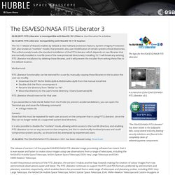The European Homepage For The NASA/ESA Hubble Space Telescope - Projects