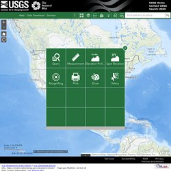 The National Map - Advanced Viewer