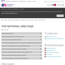 The National Grid FAQs