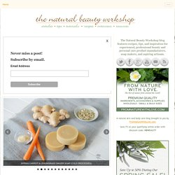 The Natural Beauty Workshop