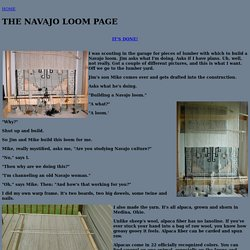 The Navajo Loom
