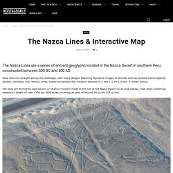 The Nazca Lines & Interactive Map