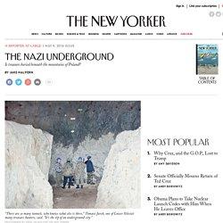 The Nazi Underground