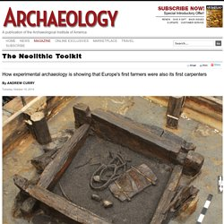 The Neolithic Toolkit