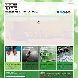 the netsafe kit for schools