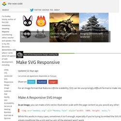the new code – Make SVG Responsive
