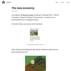 The new economy — cdixon.org – chris dixon's blog