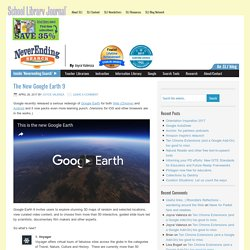 The New Google Earth 9