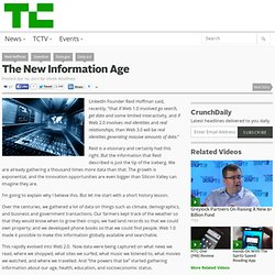 The New Information Age