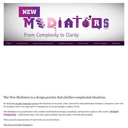 The New Mediators