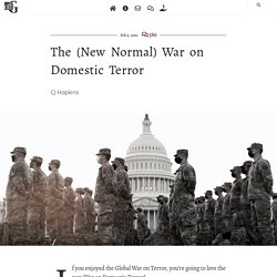 The (New Normal) War on DomesticTerror